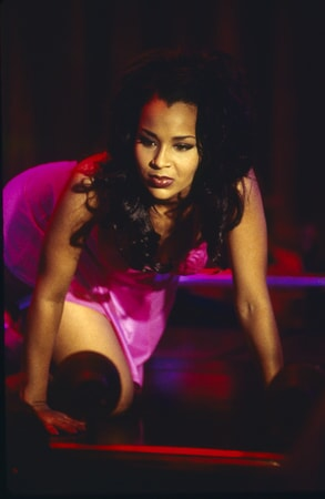 lisa raye on stage in the players club