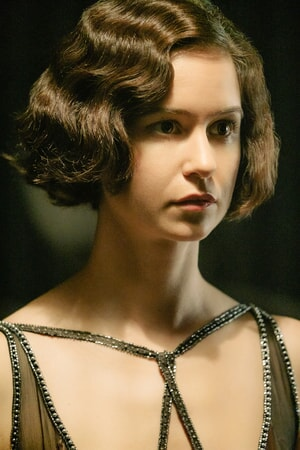 "KATHERINE WATERSTON as Tina in Warner Bros. Pictures' fantasy adventure ""FANTASTIC BEASTS AND WHERE TO FIND THEM,"" a Warner Bros. Pictures release."