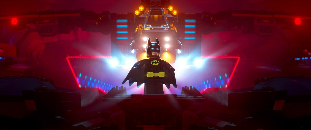 "LEGO(r) minifigure Batman (voiced by WILL ARNETT) in the 3D computer animated adventure ""The LEGO(r) Batman Movie,"" from Warner Bros. Pictures and Ratpac-Dune Entertainment. A Warner Bros. Pictures release. BATMAN and all related characters and elements TM & (c) DC Comics Courtesy of Warner Bros. Pictures."