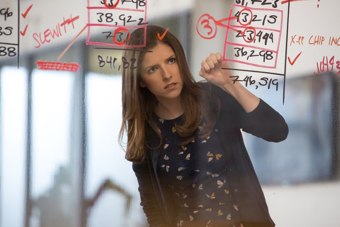 "ANNA KENDRICK as Dana Cummings in Warner Bros. Pictures' ""THE ACCOUNTANT,"" a Warner Bros. Pictures release."