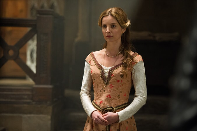 """ANNABELLE WALLIS as Maggie in Warner Bros. Pictures' and Village Roadshow Pictures' fantasy action adventure """"KING ARTHUR: LEGEND OF THE SWORD,"""" distributed worldwide by Warner Bros. Pictures and in select territories by Village Roadshow Pictures."""