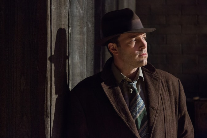 "BEN AFFLECK as Joe Coughlin in Warner Bros. Pictures' dramatic crime thriller ""LIVE BY NIGHT,"" a Warner Bros. Pictures release."