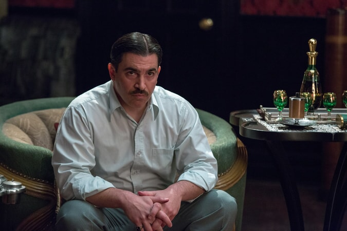 "CHRIS MESSINA as Dion Bartolo in Warner Bros. Pictures' dramatic crime thriller ""LIVE BY NIGHT,"" a Warner Bros. Pictures release."