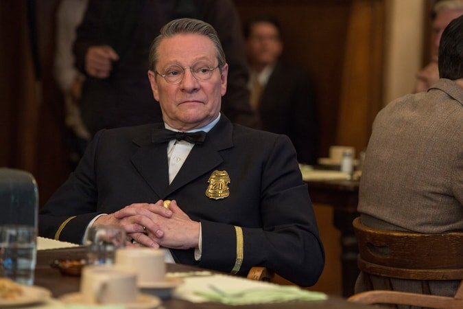 "CHRIS COOPER as Chief Figgis in Warner Bros. Pictures' dramatic crime thriller ""LIVE BY NIGHT,"" a Warner Bros. Pictures release."