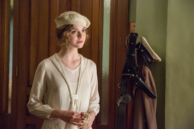 "ELLE FANNING as Loretta Figgis in Warner Bros. Pictures' dramatic crime thriller ""LIVE BY NIGHT,"" a Warner Bros. Pictures release."