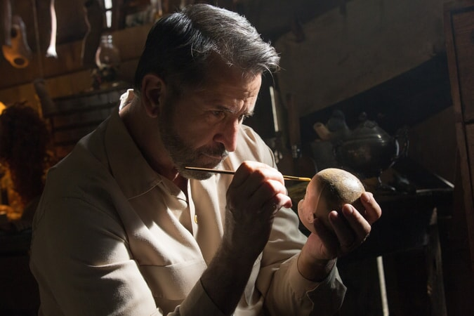 "ANTHONY LaPAGLIA as Samuel Mullins in New Line Cinema's supernatural thriller ""ANNABELLE: CREATION,"" a Warner Bros. Pictures release."