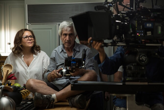 "Director/producer DENIS DI NOVI on the set of Warner Bros. Pictures' dramatic thriller ""UNFORGETTABLE,"" a Warner Bros. Pictures release."
