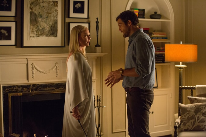 "KATHERINE HEIGL as Tessa Connover and GEOFF STULTS as David Connover in Warner Bros. Pictures' dramatic thriller ""UNFORGETTABLE,"" a Warner Bros. Pictures release."