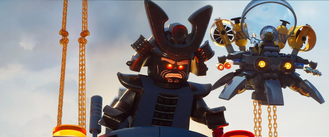 """Garmadon (voiced by JUSTIN THEROUX) in the new animated adventure """"THE LEGO® NINJAGO MOVIE,"""" from Warner Bros. Pictures and Warner Animation Group, in association with LEGO System A/S, a Warner Bros. Pictures release. Photo courtesy of Warner Bros. Pictures"""