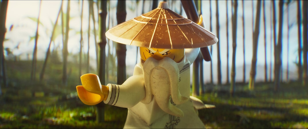 """Master Wu (voiced by JACKIE CHAN) in the new animated adventure """"THE LEGO® NINJAGO MOVIE,"""" from Warner Bros. Pictures and Warner Animation Group, in association with LEGO System A/S, a Warner Bros. Pictures release."""