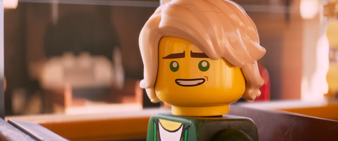"""Lloyd (voiced by DAVE FRANCO) in the new animated adventure """"THE LEGO® NINJAGO® MOVIE,"""" from Warner Bros. Pictures and Warner Animation Group, in association with LEGO System A/S, a Warner Bros. Pictures release."""