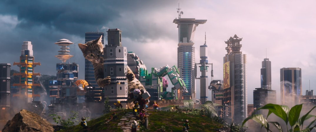 """PEARL RUBY as The Monster in the new animated adventure """"THE LEGO® NINJAGO® MOVIE,"""" from Warner Bros. Pictures and Warner Animation Group, in association with LEGO System A/S, a Warner Bros. Pictures release."""