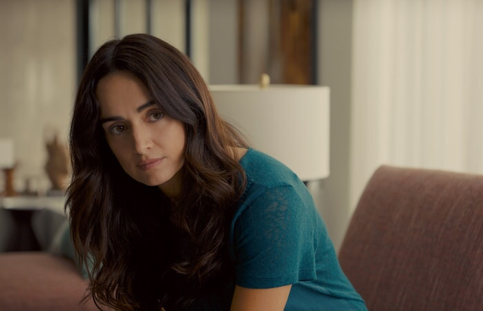 "ANA DE LA REGUERA as Carla in the Warner Bros. Pictures and Metro-Goldwyn-Mayer Pictures romantic drama ""EVERYTHING, EVERYTHING,"" a Warner Bros. Pictures release."