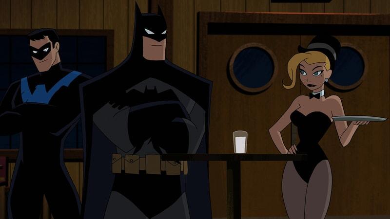 Batman and Harley Quinn - Image - Image 5