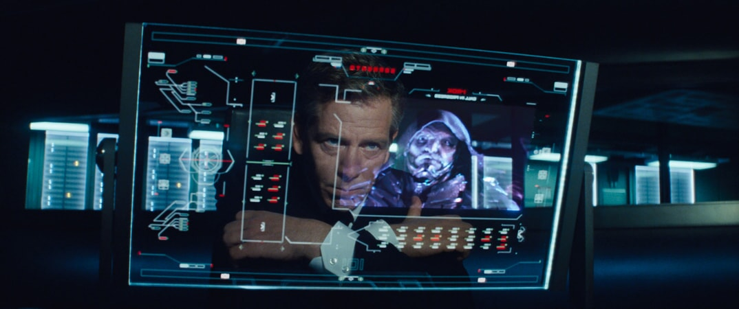 "BEN MENDELSOHN as Nolan Sorrento in Warner Bros. Pictures', Amblin Entertainment's and Village Roadshow Pictures' action adventure ""READY PLAYER ONE,"" a Warner Bros. Pictures release."