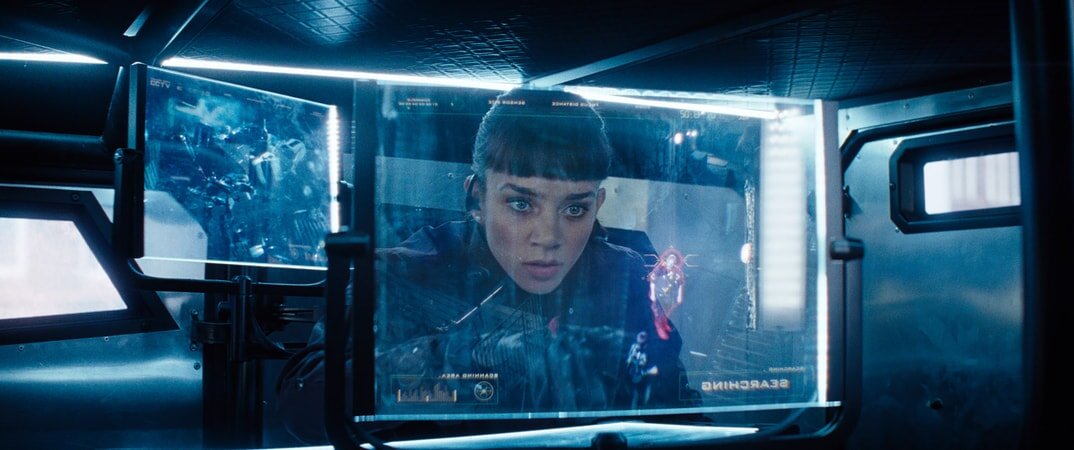 "HANNAH JOHN-KAMEN as F'Nale Zandor in Warner Bros. Pictures', Amblin Entertainment's and Village Roadshow Pictures' action adventure ""READY PLAYER ONE,"" a Warner Bros. Pictures release."