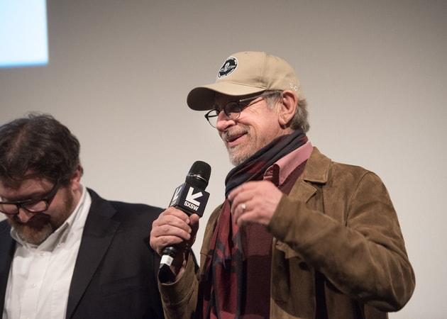 Ernest Cline, STEVEN Spielberg