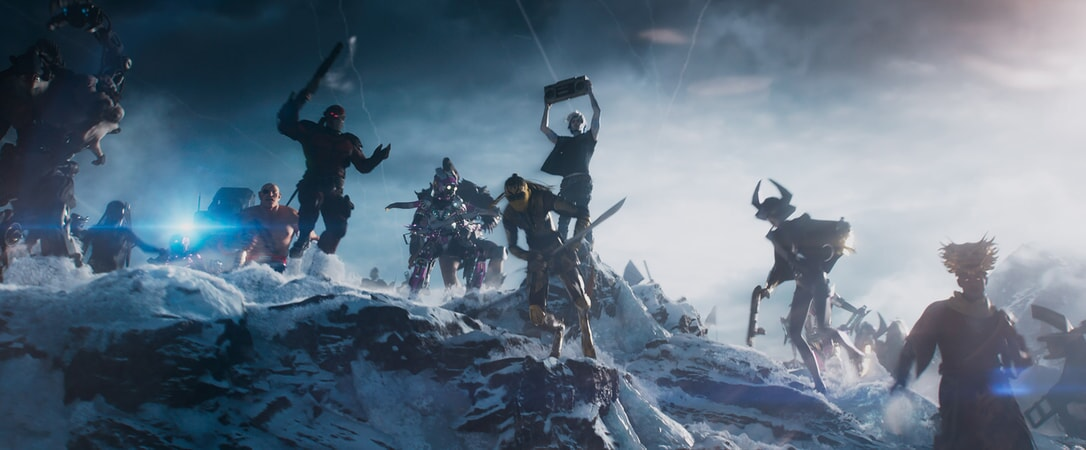 "A scene from Warner Bros. Pictures', Amblin Entertainment's and Village Roadshow Pictures' action adventure ""READY PLAYER ONE,"" a Warner Bros. Pictures release."