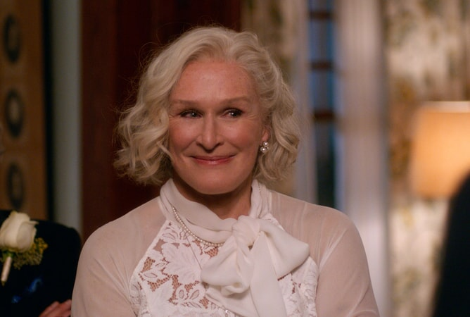 """GLENN CLOSE as Helen in Alcon Entertainment's comedy """"FATHER FIGURES,"""" a Warner Bros. Pictures release."""