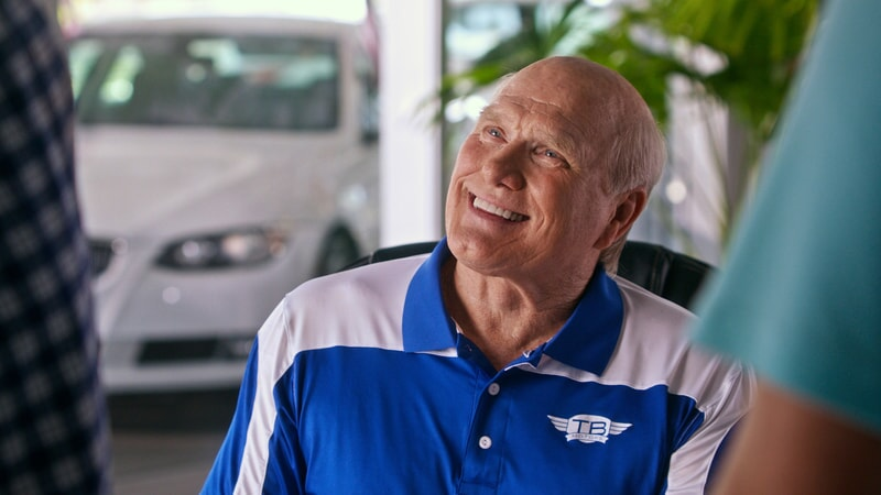 """TERRY BRADSHAW as Terry Bradshaw in Alcon Entertainment's comedy """"FATHER FIGURES,"""" a Warner Bros. Pictures release."""