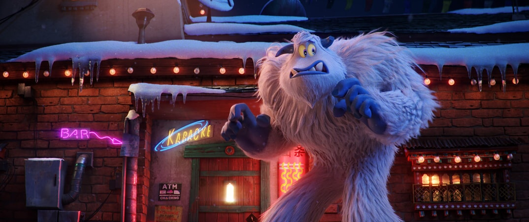 "Migo the yeti voiced by CHANNING TATUM in the new animated adventure ""SMALLFOOT,"" from Warner Bros. Pictures and Warner Animation Group."