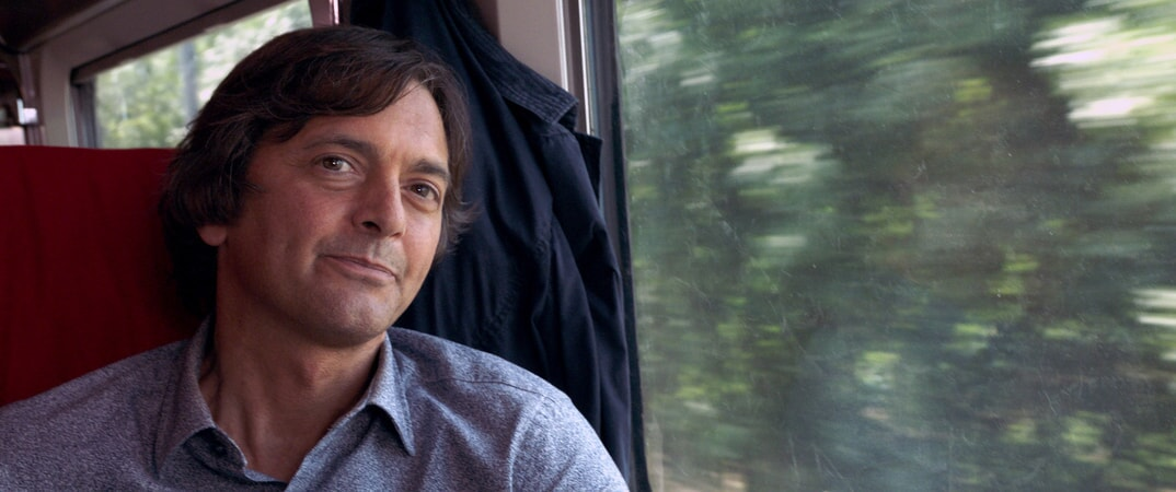 "MARK MOOGALIAN as Mark in Warner Bros. Pictures' and Village Roadshow Pictures' ""THE 15:17 TO PARIS,"" a Warner Bros. Pictures release."