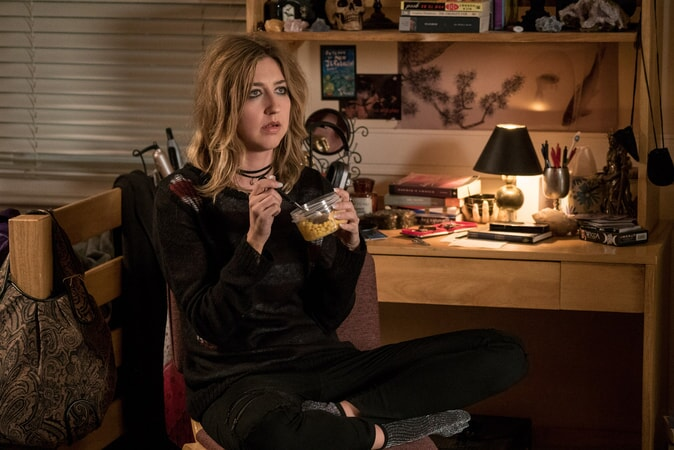 "HEIDI GARDNER as Leonor in New Line Cinema's comedy ""LIFE OF THE PARTY,"" a Warner Bros. Pictures' release."