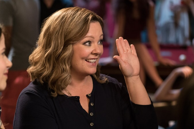 "MELISSA McCARTHY as Deanna in New Line Cinema's comedy ""LIFE OF THE PARTY,"" a Warner Bros. Pictures' release."