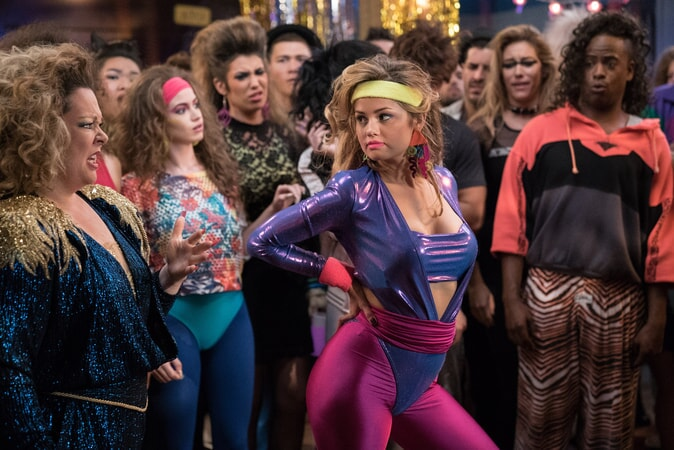"(L-R) MELISSA McCARTHY as Deanna and DEBBY RYAN as Jennifer in New Line Cinema's comedy ""LIFE OF THE PARTY,"" a Warner Bros. Pictures' release."