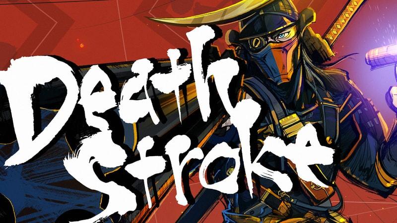 death stroke in batman ninja