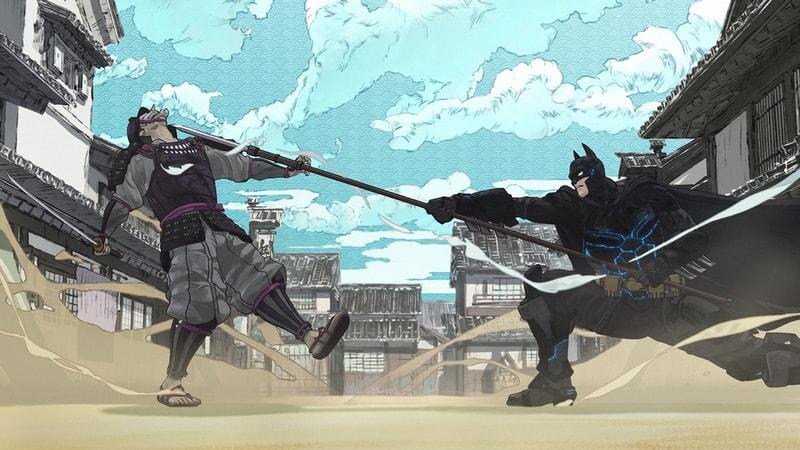 batman ninja does battle in batman ninja
