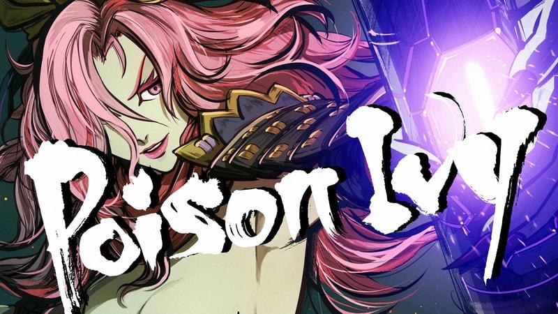 poison ivy in batman ninja