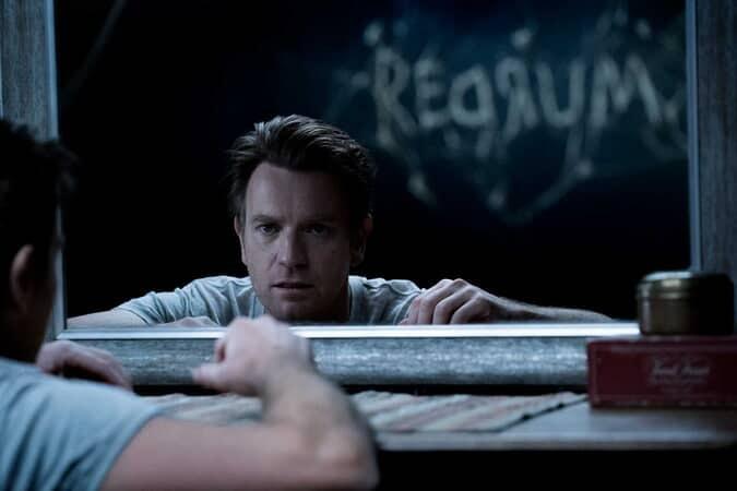 EWAN McGREGOR as Danny Torrance