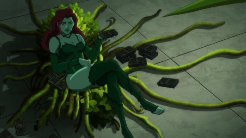 Batman Hush - Poison Ivy