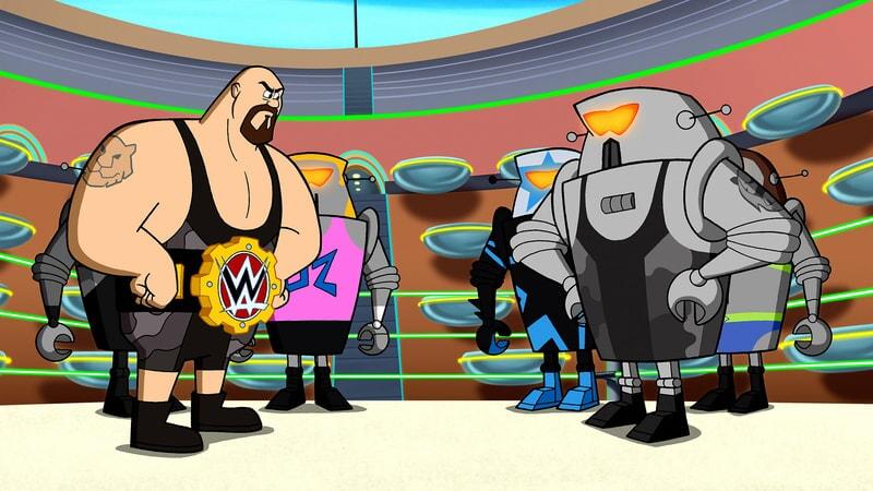 The Jetsons & WWE: Robo-Wrestlemania  - Image - Image 8