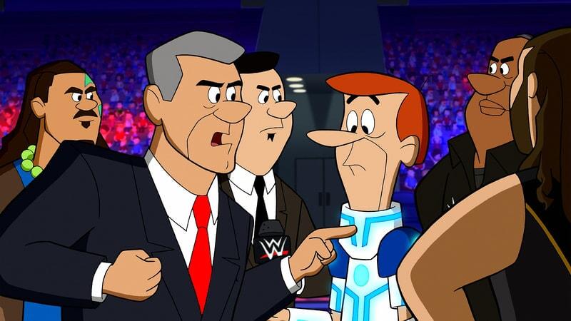 The Jetsons & WWE: Robo-Wrestlemania  - Image - Image 3