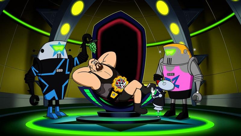 The Jetsons & WWE: Robo-Wrestlemania  - Image - Image 9