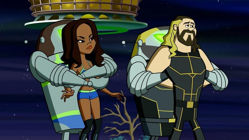 The Jetsons & WWE: Robo-Wrestlemania  - Image - Image 7