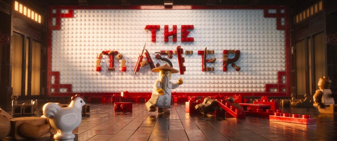 LEGO Ninjago: The Master