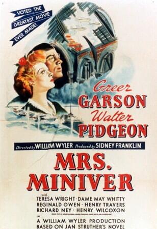 Mrs. Miniver - Poster 1