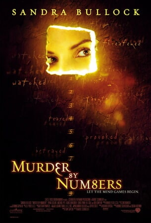 Murder by Numbers - Poster 1