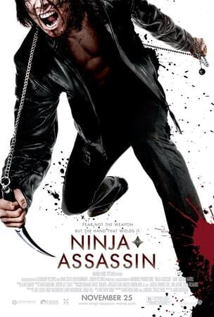 Ninja Assassin - Poster 1