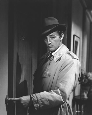 robert mitchum in out of the past available now on blu-ray, dvd and digital