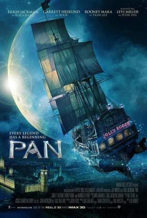 Pan - Poster 2