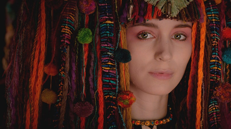 "ROONEY MARA as Tiger Lily in Warner Bros. Pictures' and RatPac-Dune Entertainment's action adventure ""PAN,"" a Warner Bros. Pictures release."