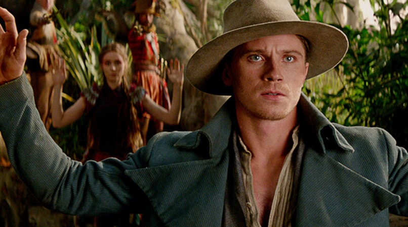 "ROONEY MARA as Tiger Lily and GARRETT HEDLUND as Hook in Warner Bros. Pictures' and RatPac-Dune Entertainment's action adventure ""PAN,"" a Warner Bros. Pictures release."