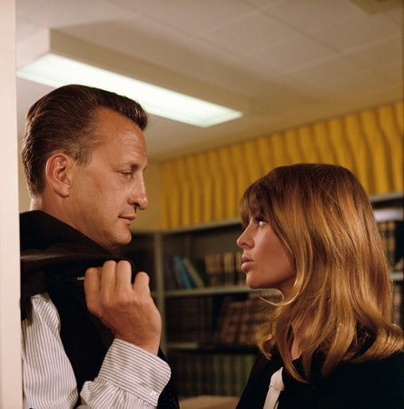 julie christie and george c. scott in petulia available on digital and dvd