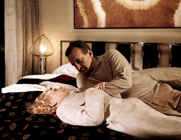 shirley knight and george c. scott in petulia available on digital and dvd