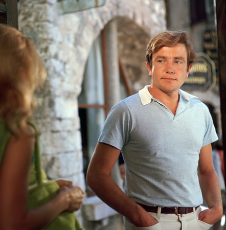 Albert Finney and Yvette Mimieux star in 1969's the picasso summer