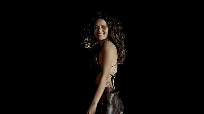 "TERESA PALMER as Samsara in Alcon Entertainment's action thriller ""POINT BREAK,"" a Warner Bros. Pictures release."